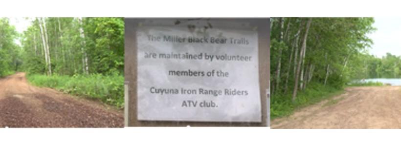 Cuyuna Iron Range Riders, Miller Black Bear Trails