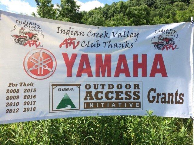 INDIAN CREEK VALLEY ATV CLUB